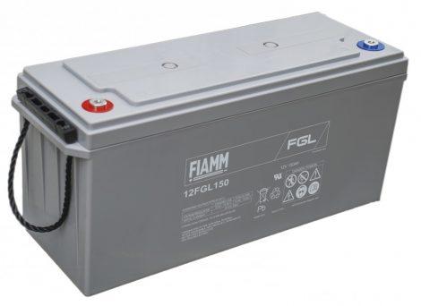 FIAMM 12FGL150 12V 150Ah Ipari zárt (zselés) ólomakkumulátor