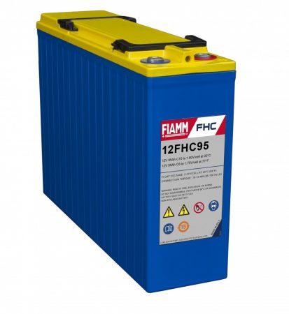 FIAMM 12FHC145 12V 145Ah magas hőmérséklettűrésű ciklikus akkumulátor