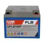 FIAMM 12FLB100P 12V 26Ah high rate VRLA UPS battery