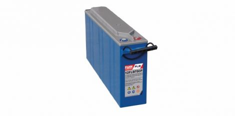 FIAMM 12FLB700P 12V 210Ah Nagy kisütőáramú ipari zárt (zselés) ólomakkumulátor