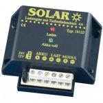 IVT 18122 12V / 24V 4A PWM napelemes töltésvezérlő