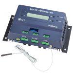 IVT SCDplus-40A 12V / 24V napelemes töltésvezérlő