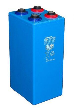 FIAMM 2SLA1000 2V 1025Ah  Tűzálló ipari zárt (zselés) ólomakkumulátor