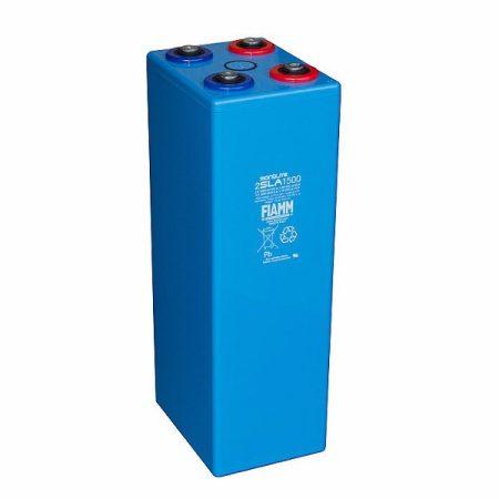 FIAMM 2SLA1500 2V 1500Ah  Tűzálló ipari zárt (zselés) ólomakkumulátor