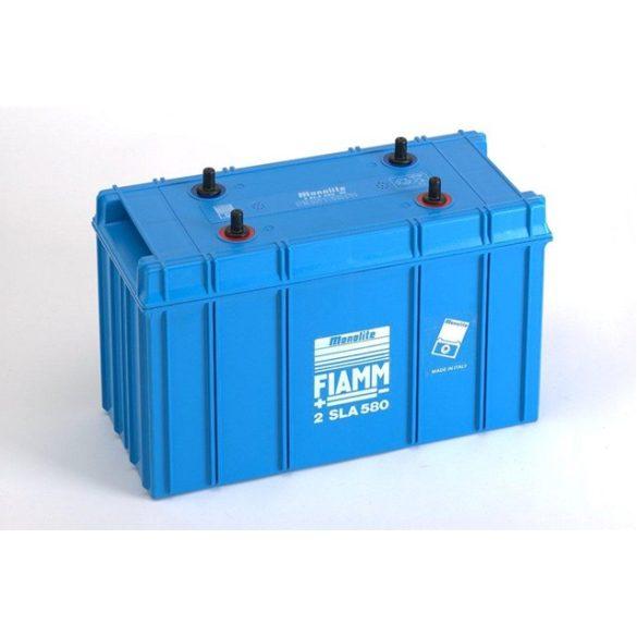 FIAMM 2SLA580 2V 580Ah  Tűzálló ipari zárt (zselés) ólomakkumulátor