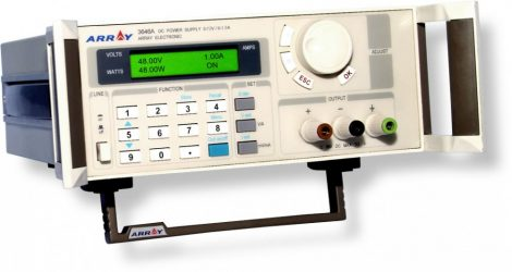 Array 3646A 0-72V 0-1,5A 108W laboratóriumi programozható tápegység