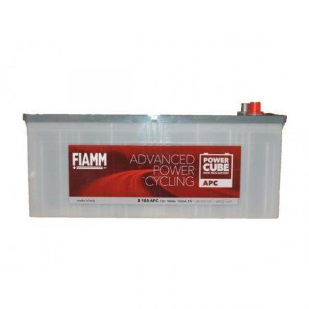 FIAMM POWERCUBE APC B 180 APC 180Ah 1000A  teherautó / munka akkumulátor