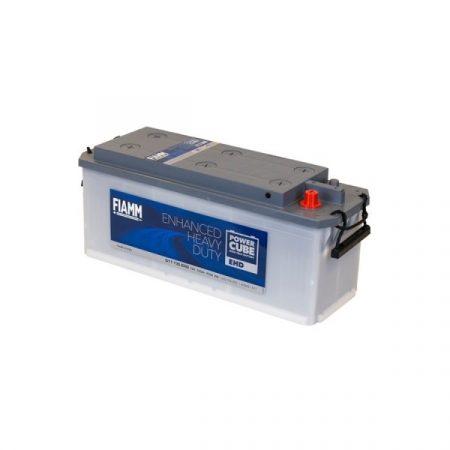 FIAMM POWERCUBE EHD A 120 EHD 120Ah 850A  teherautó / munka akkumulátor