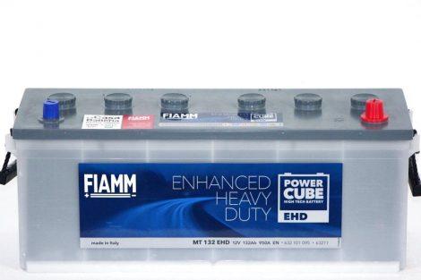 FIAMM POWERCUBE EHD MT 132 EHD 132Ah 950A  teherautó / munka akkumulátor