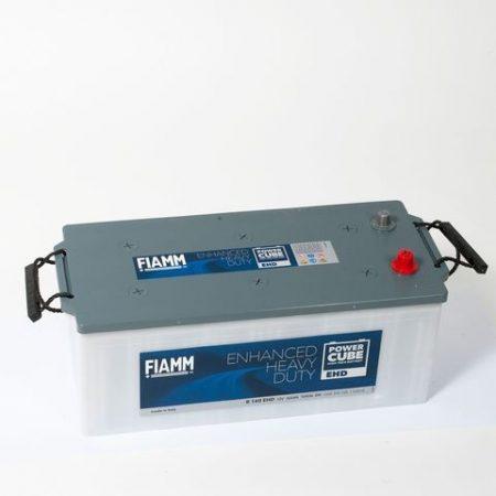 FIAMM POWERCUBE EHD D14 148 EHD 148Ah 1000A  teherautó / munka akkumulátor