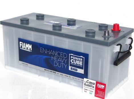 FIAMM POWERCUBE EHD MC15 185 EHD 185Ah 1200A  teherautó / munka akkumulátor