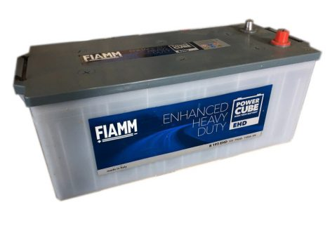 FIAMM POWERCUBE EHD CX 200 EHD 200Ah 1150A  teherautó / munka akkumulátor