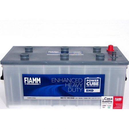 FIAMM POWERCUBE EHD C 200 EHD 200Ah 1150A  teherautó / munka akkumulátor