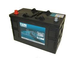 FIAMM ENERGYCUBE RST CBX 110 RST 110Ah 850A  teherautó / munka akkumulátor