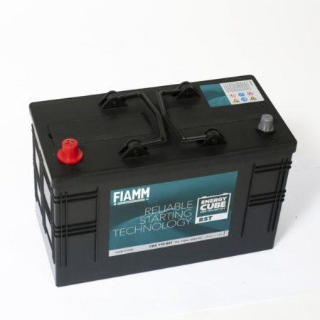 FIAMM ENERGYCUBE RST CHX 125 RST 125Ah 760A  teherautó / munka akkumulátor