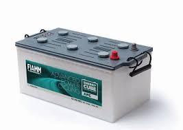 FIAMM ENERGYCUBE RST MC 130 RST 130Ah 950A  teherautó / munka akkumulátor