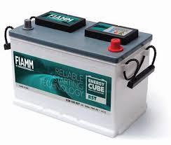 FIAMM ENERGYCUBE RST AT 100 RSTd 100Ah 600A  teherautó / munka akkumulátor