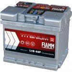 FIAMM TITANIUM PRO 44Ah 420A starter battery