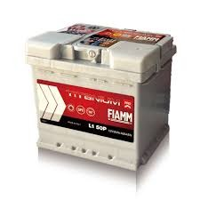 FIAMM TITANIUM PRO 50Ah 460A indítóakkumulátor