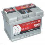 FIAMM TITANIUM PRO 60Ah 600A starter battery