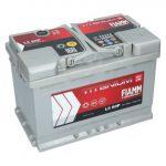 FIAMM TITANIUM PRO 80Ah 730A starter battery