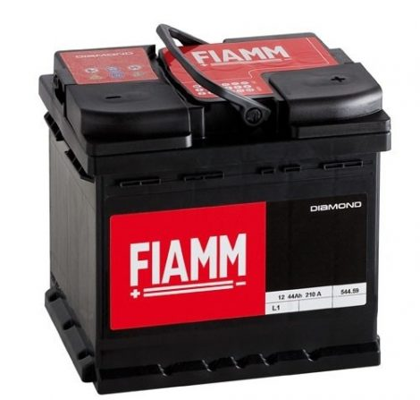 FIAMM black TITANIUM 40Ah 330A indítóakkumulátor