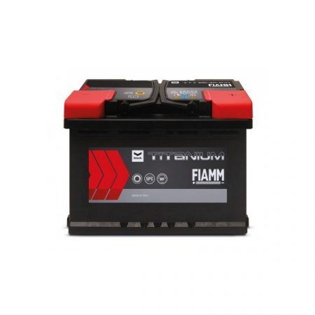FIAMM black TITANIUM 36Ah 330A indítóakkumulátor