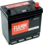 FIAMM black TITANIUM 45Ah 330A starter battery