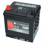 FIAMM black TITANIUM 50Ah 420A starter battery