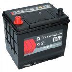 FIAMM black TITANIUM 60Ah 540A starter battery