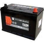 FIAMM black TITANIUM 95Ah 760A indítóakkumulátor