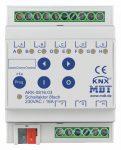 MDT AKK-0816.03 KNX kapcsoló aktor 8x230VAC 16A