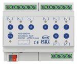 MDT AKS-0816.03 KNX kapcsoló aktor 8x230VAC 16A