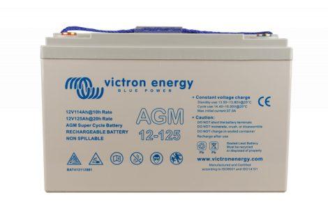 Victron Energy 12V/170Ah AGM Super Cycle ciklikus / szolár akkumulátor