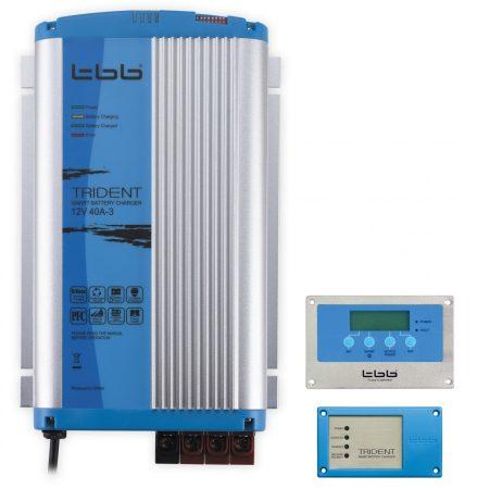 TBB Power BP1225-3A 12V 25A akkumulátortöltő