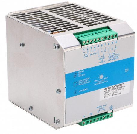 Adel System CBI2410A/S 24V 10A szünetmentes tápegység