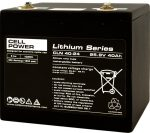 Cellpower CLN 40-24 LiNMC 24V 40Ah lítium-nikkel-mangán-kobalt-oxid akkumulátor