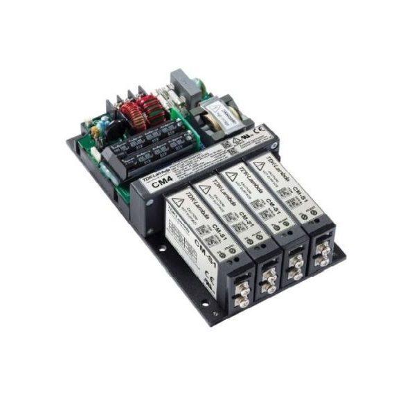 TDK-Lambda CM4 orvosi konfigurálható tápegység