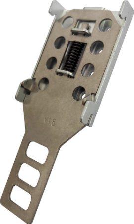 Victron Energy DIN-M rögzítőelem DIN sínre rögzítéshez