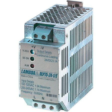 TDK-Lambda DLP75-24-1/E 24V 3,1A 75W tápegység