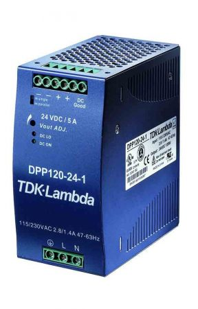 TDK-Lambda DPP120-12-3 12V 10A 120W tápegység