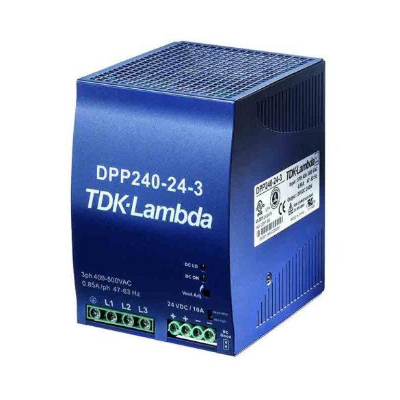 TDK-Lambda DPP240-48-1 48V 5A 240W tápegység
