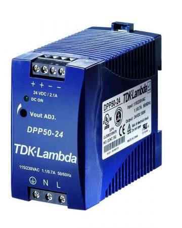 TDK-Lambda DPP50-24 24V 2,1A 50W tápegység