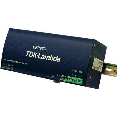 TDK-Lambda DPP960-24-3 24V 40A 960W tápegység