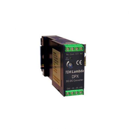 TDK-Lambda DPX20-24WS3P3 1 kimenetű DC/DC konverter; 20W; 3,3VDC 5,5A; 1,6kV szigetelt