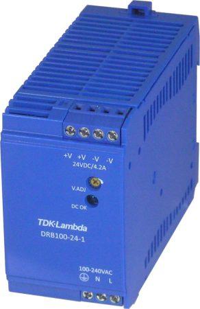 TDK-Lambda DRB100-24-1 24V 4,2A 101W tápegység
