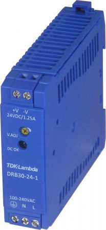 TDK-Lambda DRB30-24-1 24V 1,25A 30W tápegység