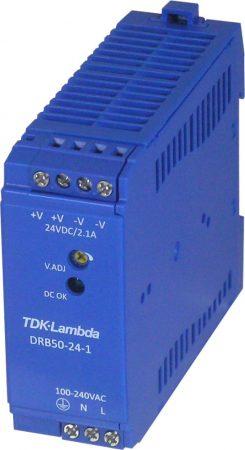 TDK-Lambda DRB50-12-1 12V 3,4A 51W tápegység