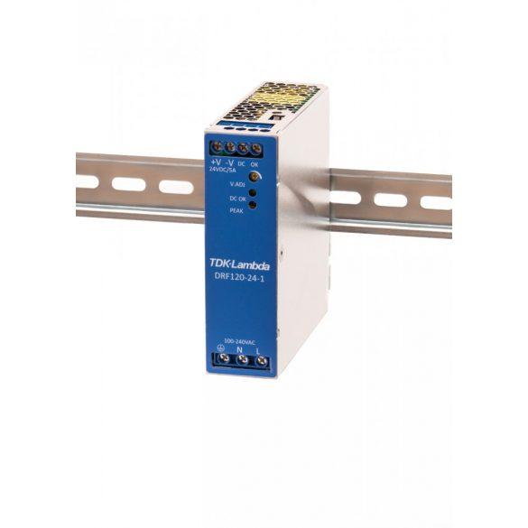 TDK-Lambda DRF120-24-1 24V 5A 120W tápegység