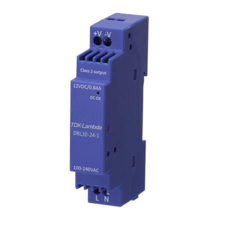 TDK-Lambda DRL10-12-1 12V 0,84A 10W tápegység